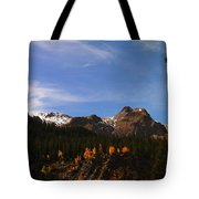 Day Dreaming In Colorado Tote Bag