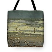 Day For The Birds Tote Bag