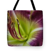 Day Lily Intimate Tote Bag