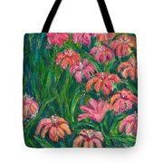 Day Lily Rush Tote Bag