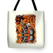 Day Of Reckoning Tote Bag
