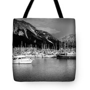 Day On The Water Tote Bag