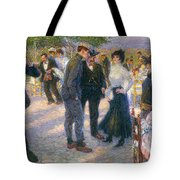 Day Trip Out Of Porta San Giovanni Tote Bag