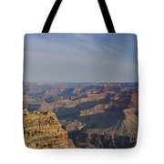 Daybreak At The Canyon Tote Bag