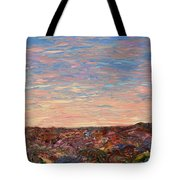 Daybreak Tote Bag by James W Johnson