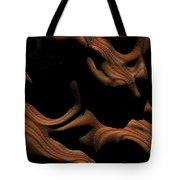 Daybreak Mars Tote Bag