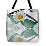 Daylight Saving Time Tote Bag