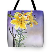 Daylilies Tote Bag