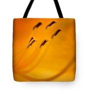 Daylily Closeup Tote Bag