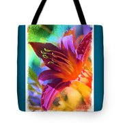 Daylily Delight Tote Bag