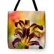Daylily Picture 541 Tote Bag