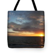 Days End Beauty Tote Bag