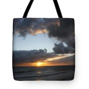 Day's End On Singer Island Tote Bag