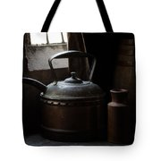 Days Of Old Tote Bag by Amy Weiss