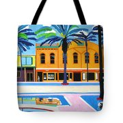 Mckays Irish Pub Daytona Florida Tote Bag