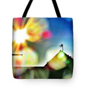 Dazzled By The Sun Tote Bag