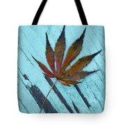 Dazzling Japanese Maple Leaf Tote Bag