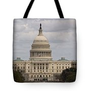 Dc Capitol Building Tote Bag