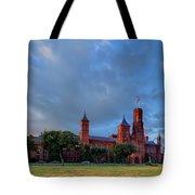 Dc Castle Tote Bag