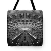 D.c. Subway Tote Bag