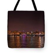 Dc Waterfront Tote Bag