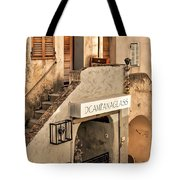 Dcampanaglass Tote Bag