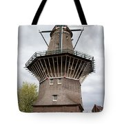 De Gooyer Windmill In Amsterdam Tote Bag