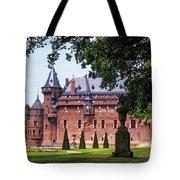 De Haar Castle 3. Utrecht. Netherlands Tote Bag by Jenny Rainbow
