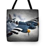 de Havilland Mosquito PR.Mk XVI Tote Bag
