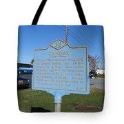 De-kc41 Camden Tote Bag