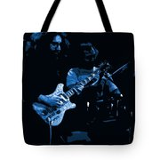 Dead #19 Art In Blue Tote Bag