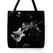 Dead #19 Bw Art Tote Bag