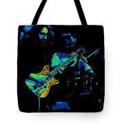 Dead #19 In Cosmic Colors Tote Bag