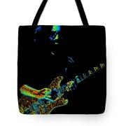 Dead #32 Enhanced Cosmic Colors 3 Tote Bag