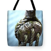Dead Eye - Nautical Art  Tote Bag
