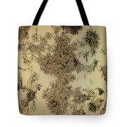 Dead Flowers Tote Bag