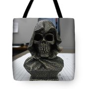 Dead On Time Tote Bag