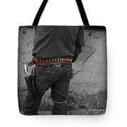 Dead Or Alive Tote Bag