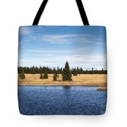 Dead Pond Tote Bag