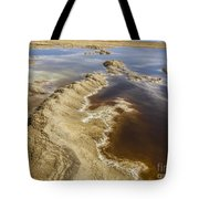 Dead Sea Landscape Tote Bag