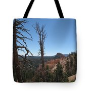 Dead Trees At Bryce Canyon Tote Bag