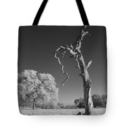 Dead Weathered Tote Bag