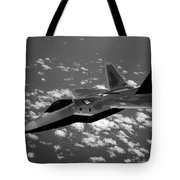 Deadly Space Tote Bag