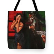 Deadly Surprise Tote Bag