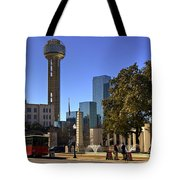 Dealey Plaza Tote Bag