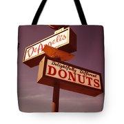 Deangelis Donuts Tote Bag