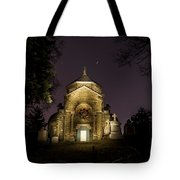 Death And Stars Tote Bag