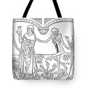 Death - Doctor And Lover Tote Bag