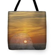 Death Of A Day Tote Bag