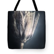 Death Of A Drowning Tote Bag
